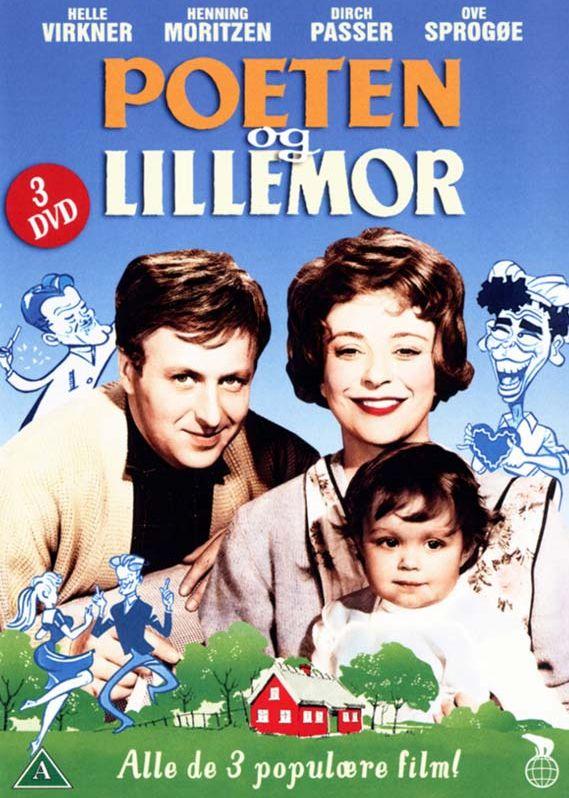 Poeten og Lillemor (Boks) -  - Film -  - 5708758687225 - February 1, 2011