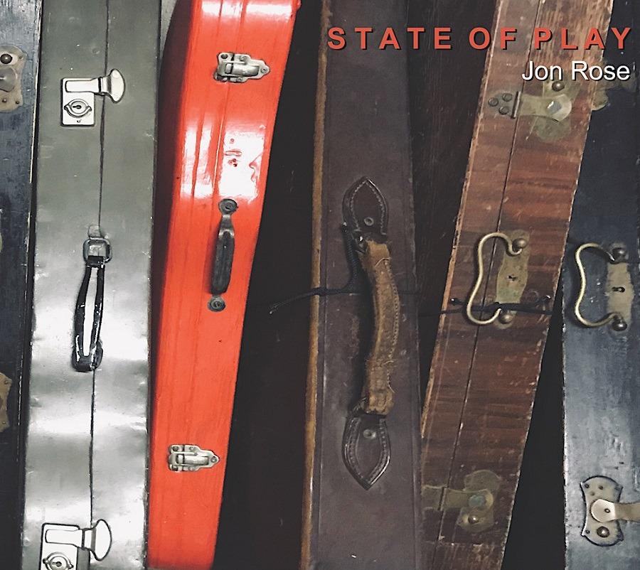 State Of Play - Jon Rose - Musik - RER MEGACORP - 0752725044226 - July 2, 2021