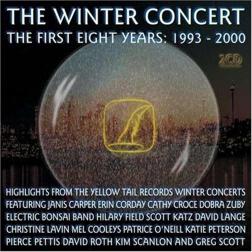 Winter Concert: First Eight Years 1993-2000 / Var - Winter Concert: First Eight Years 1993-2000 / Var - Musik - YELLOW TAIL - 0753701001226 - March 26, 2002