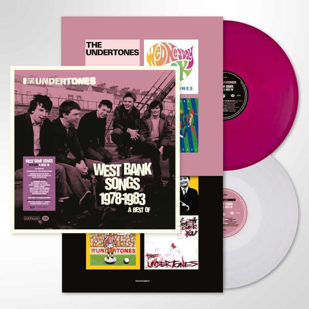 West Bank Songs 1978-1983 (A Best Of) - Undertones - Musik - BMG - 4050538539226 - February 28, 2020