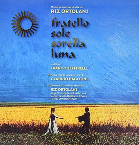 Fratello Sole Sorella Luna - Riz Ortolani - Musik - CONTEMPO - 8032584619226 - 23/10-2015