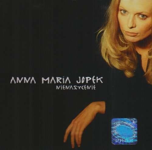 Nienasycenie - Anna Maria Jopek - Musik - UNPL - 0044001725227 - May 28, 2003