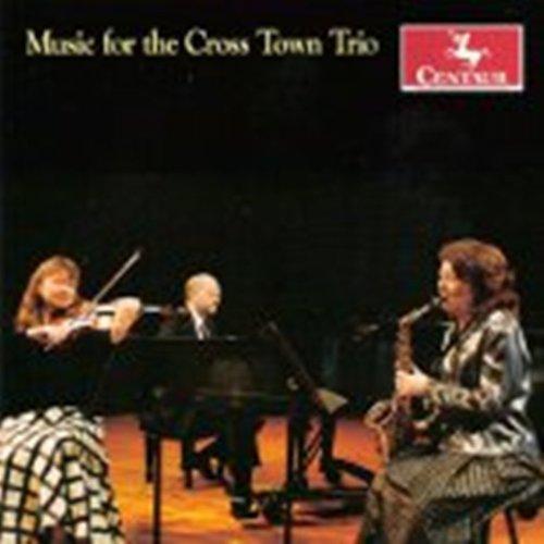 Music for the Cross Town Trio - Lamar / Griebling / Krebs - Musik -  - 0044747308227 - June 28, 2011