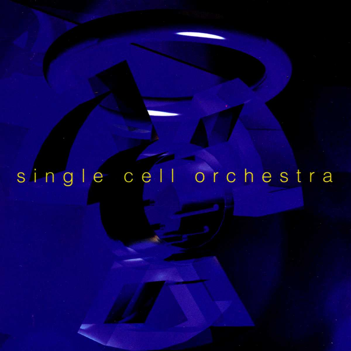 Single Cell Orchestra - Single Cell Orchestra - Musik - Asphodel - 0753027096227 - March 26, 1996