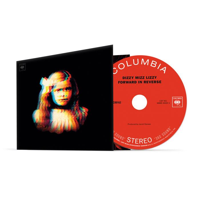Forward In Reverse - Dizzy Mizz Lizzy - Musik - Sony Owned - 0889853042227 - April 29, 2016