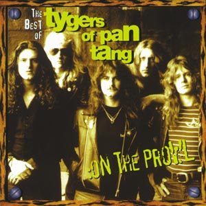 On the Prowl -best of - Tygers of Pan Tang - Musik - HALFMOON - 0008811192228 - 20/7-2020