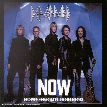 Now -1/4tr- - Def Leppard - Musik - UNIVERSAL - 0044006398228 - 14/1-2019