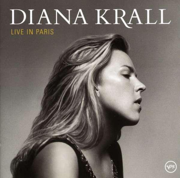 Live in Paris - Diana Krall - Musik - JAZZ - 0044006525228 - 5/11-2002