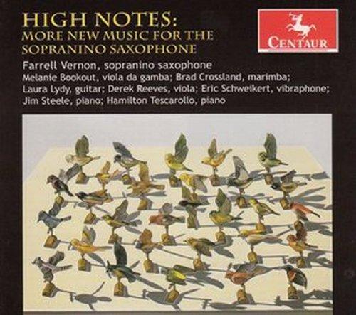 High Notes - V/A - Musik - CENTAUR - 0044747314228 - 21/3-2012