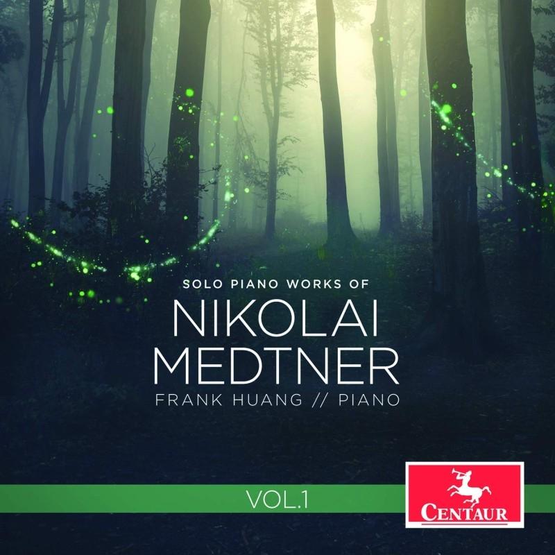 Solo Piano Works 1 - Medtner / Huang - Musik -  - 0044747385228 - April 30, 2021