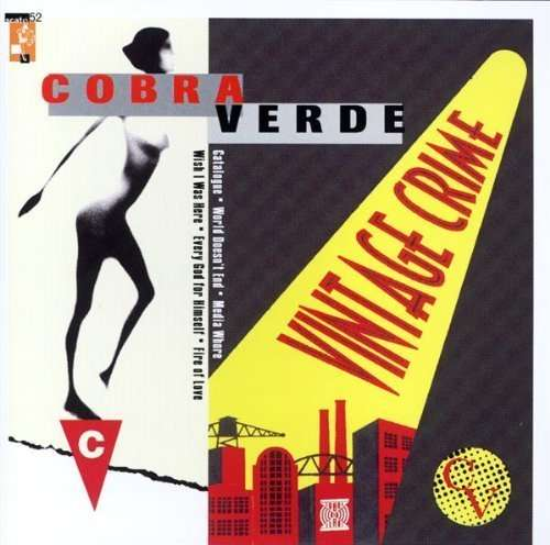 Vintage Crime - Cobra Verde - Musik - SCAT - 0753417005228 - November 15, 1995