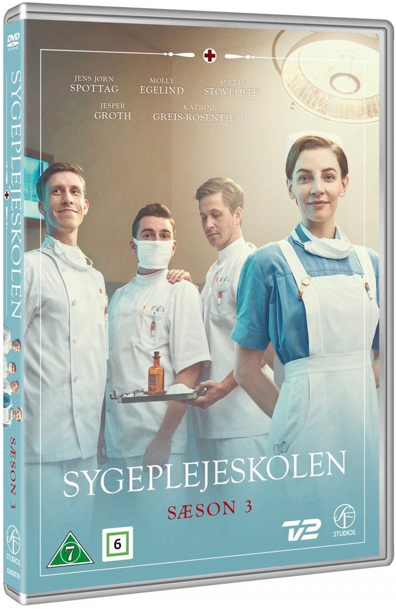 Sygeplejeskolen - Sæson 3 -  - Film - SF Studios - 7333018018228 - 1/2-2021