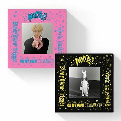 2nd Mini Album: Woops! - Woodz - Musik - YUE HUA - 8809704420228 - 4/12-2020