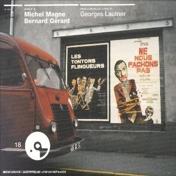 Les Barbouzes, Les Tonton - O.s.t - Musik - EMARCY - 0044001718229 - 31/10-2002