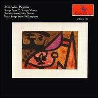 Vocal Music - Peyton / Winchester - Musik - Centaur - 0044747218229 - 20/12-1994