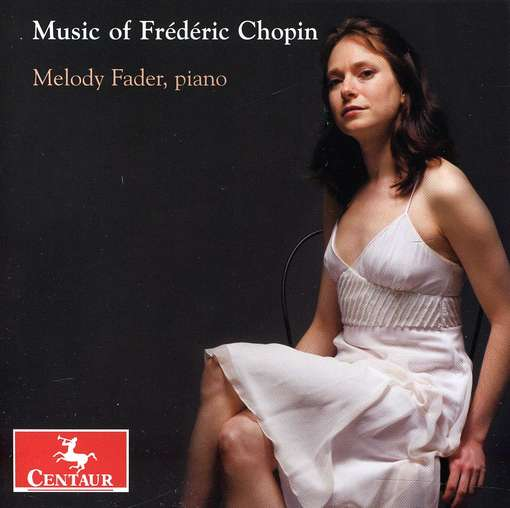 Music of Frederic Chopin - F. Chopin - Musik - CENTAUR - 0044747317229 - 21/3-2012