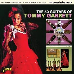 50 Guitars Of/go South of the Border Vols.1&2 - Tommy Garrett - Musik - JASMINE - 0604988091229 - January 8, 2019