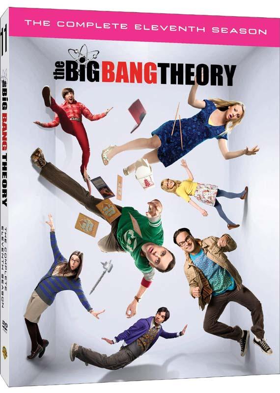 Big Bang Theory-season 11 - TV Series - Film - WARNER HOME VIDEO - 5051892212229 - September 28, 2018
