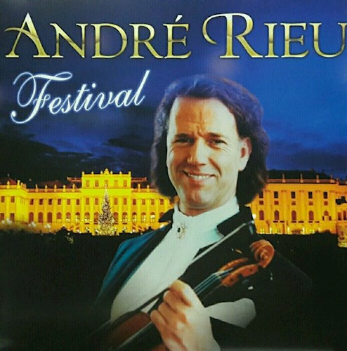 Festival - Andre Rieu - Musik -  - 7804650102229 - 31/1-2020