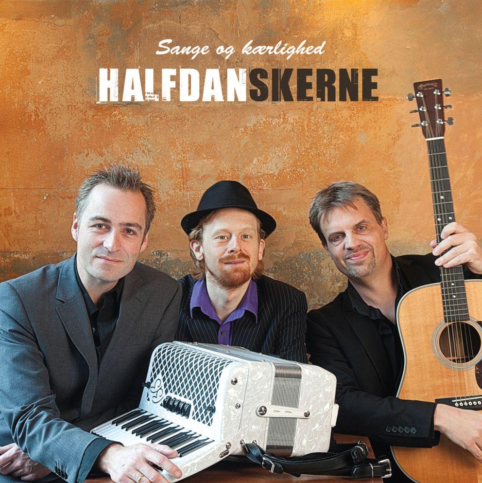 Sange og Kærlighed - Halfdanskerne - Musik - GTW - 5707471024232 - 3/5-2012