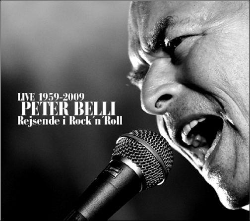 Rejsende i Rock 'n' Roll - Peter Belli - Musik -  - 7332334523232 - 5/10-2009