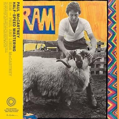 Ram (50th Anniversary) - Paul McCartney - Musik -  - 0602435577234 - May 14, 2021