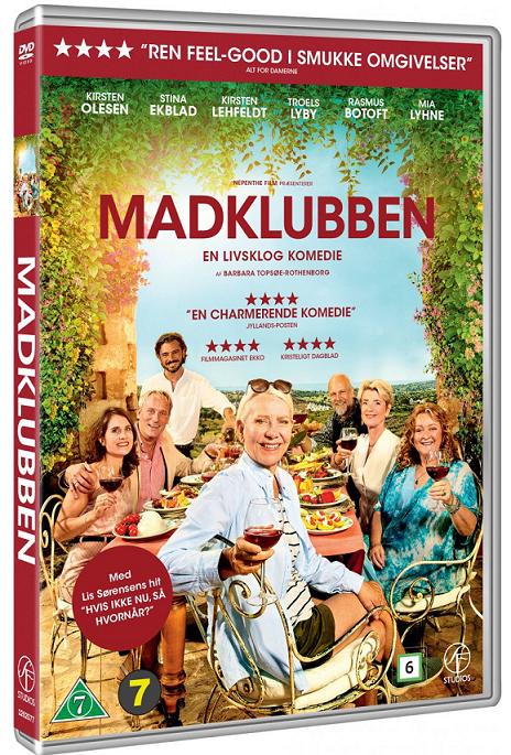 Madklubben -  - Film - SF Studios - 7333018018235 - 22/2-2021