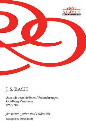 Goldberg Variations - J.s. Bach - Musik -  - 9790708167235 - April 2, 2021