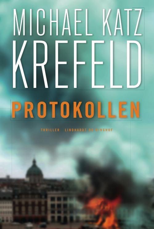 Protokollen - Michael Katz Krefeld - Bøger - Lindhardt og Ringhof - 9788711530238 - December 16, 2019