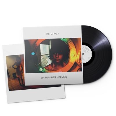 Uh Huh Her - Demos - PJ Harvey - Musik - ISLAND - 0602507253240 - April 30, 2021