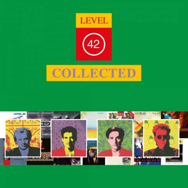 Collected - Level 42 - Musik - MUSIC ON VINYL - 0602557110241 - Sep 7, 2017