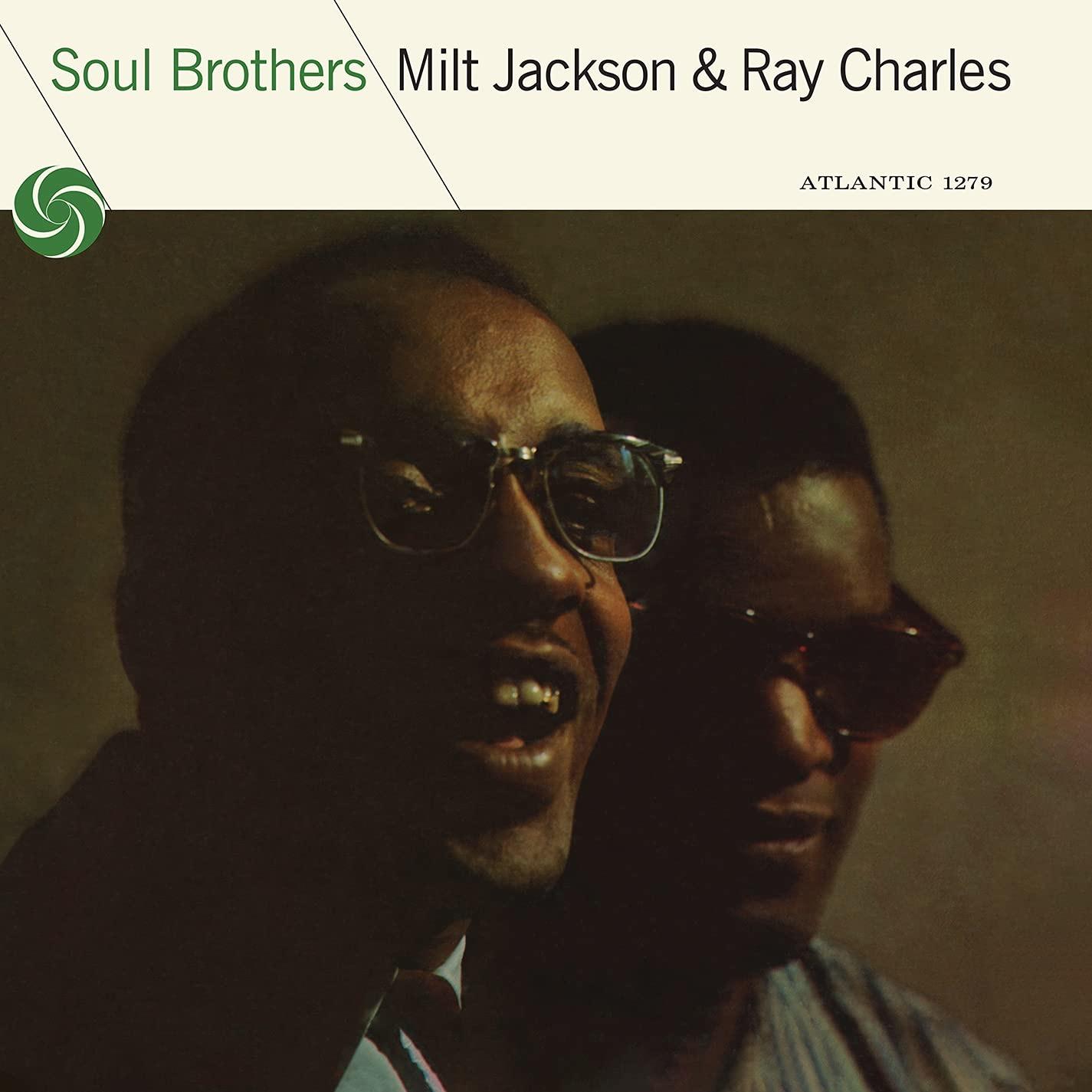 Soul Brothers - Milt Jackson & Ray Charles - Musik - Rhino Atlantic - 0603497844241 - June 18, 2021