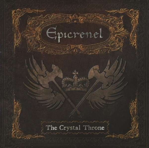 The Chrystal Throne - Epicrenel - Musik - INVERSE - 6430015101241 - 20/5-2013