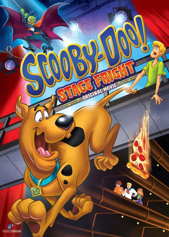 Scooby-doo - Stage Fright - Animation - Film - WARNER HOME VIDEO - 5051892123242 - 6/5-2020