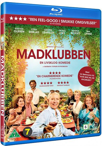 Madklubben -  - Film - SF Studios - 7333018018242 - 22/2-2021
