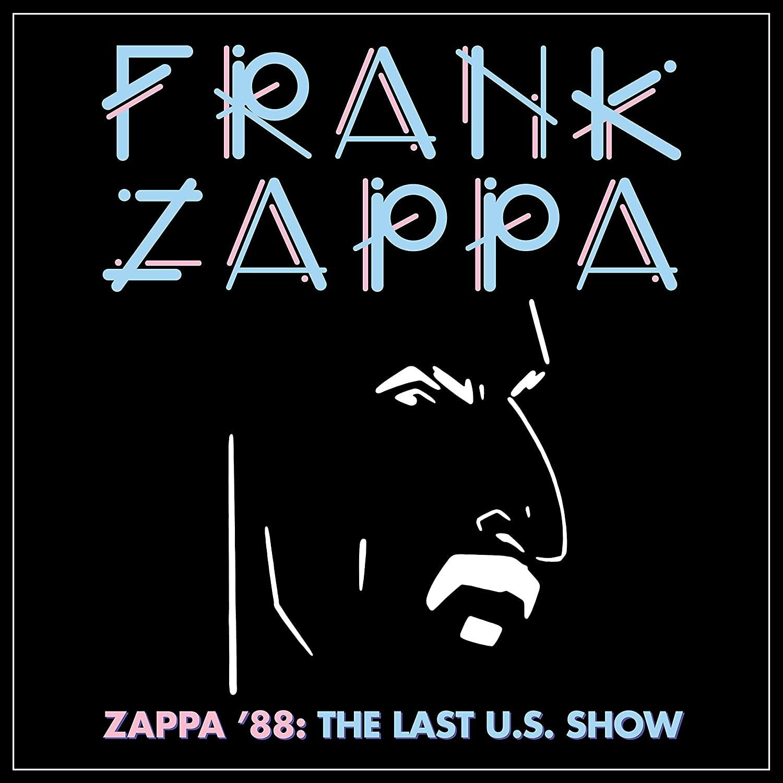Zappa '88: The.. - Frank Zappa - Musik - UNIVERSAL - 0602435688244 - June 18, 2021