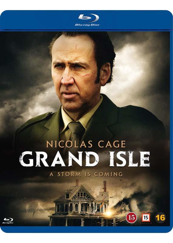 Grand Isle - Nicolas Cage - Film -  - 5705535065245 - August 20, 2020