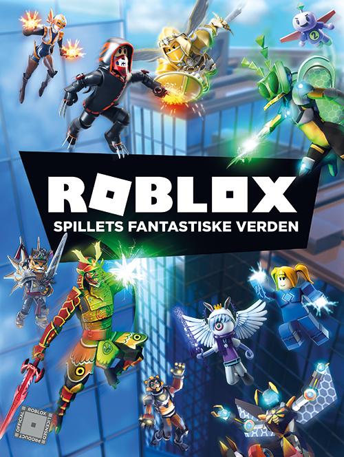 Roblox - Spillets fantastiske verden (officiel) -  - Bøger - Forlaget Alvilda - 9788741508245 - Oct 23, 2019