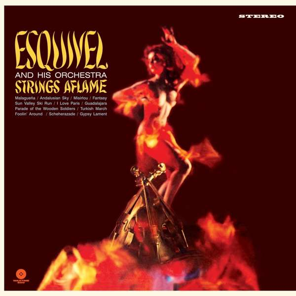 Strings Aflame - Esquivel & His Orchestra - Musik - WAXTIME 500 - 8436559464246 - May 1, 2018