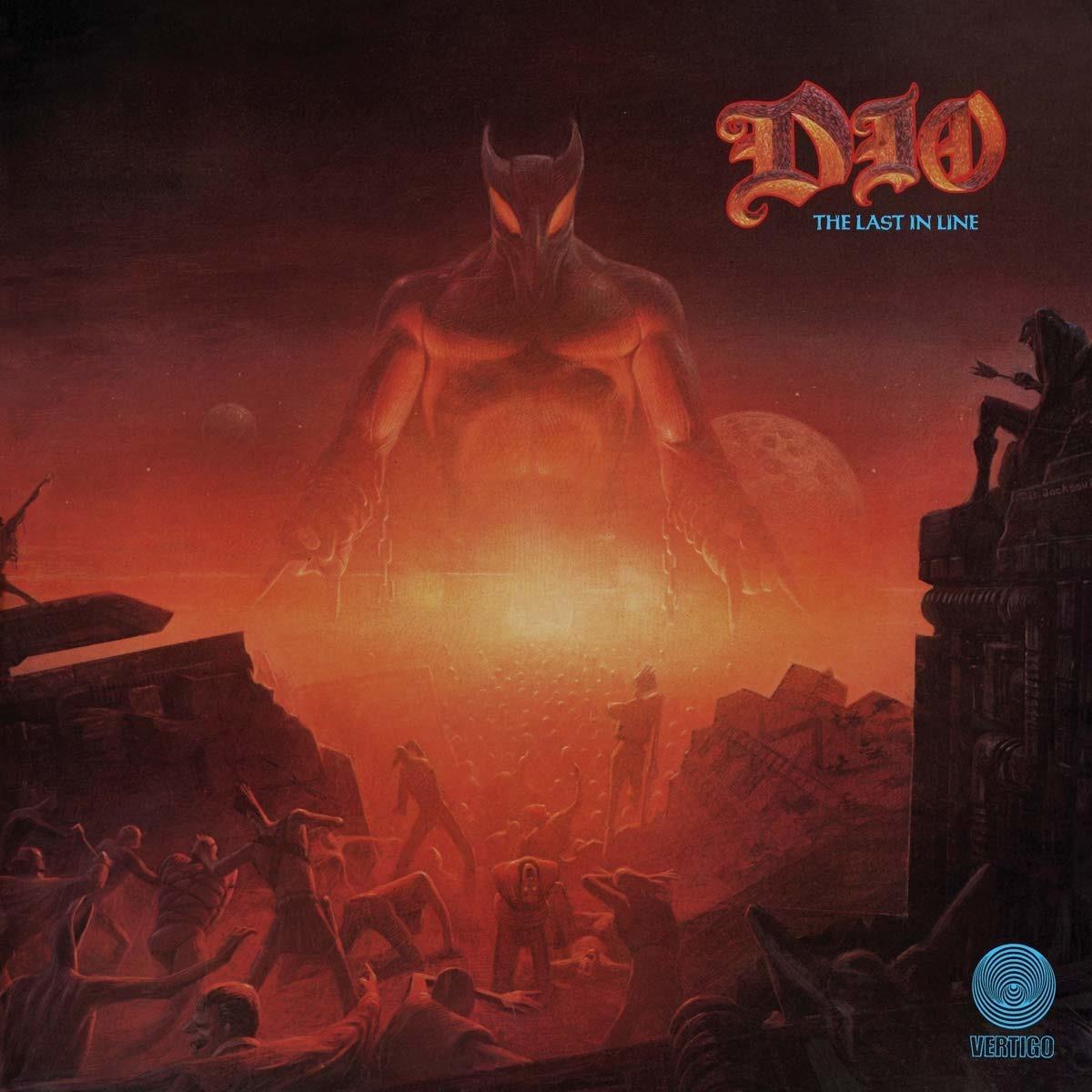 Last in Line - Dio - Musik - MERCURY - 0602507369248 - 22/1-2021