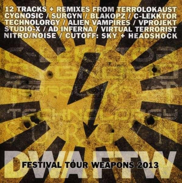 Festival Tour Weapons 2013 - V/A - Musik - DEATHWATCH ASIA - 4582237827248 - 20/8-2013