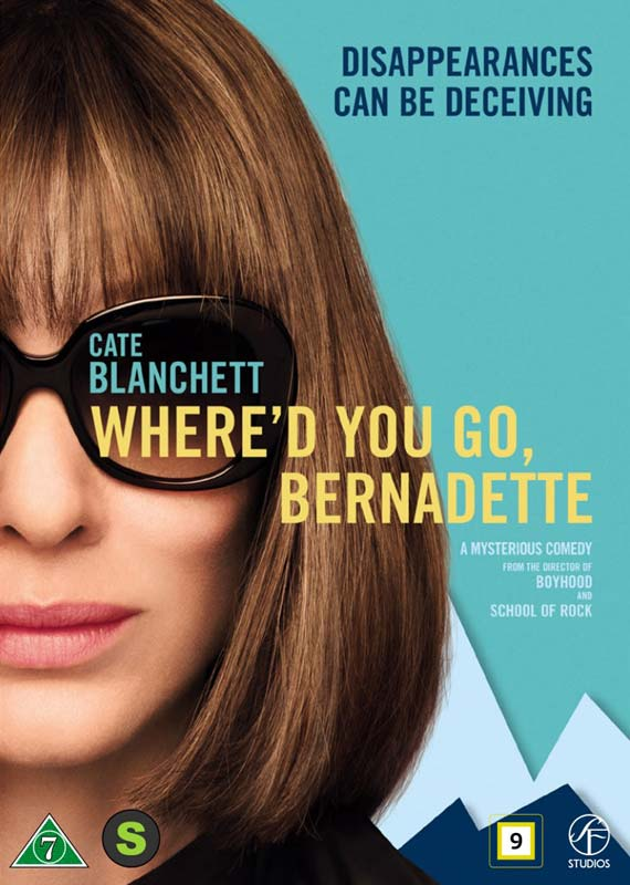 Where'd You Go, Bernadette -  - Film -  - 7333018016248 - 30/1-2020