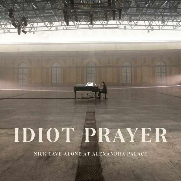 Idiot Prayer: Nick Cave Alone at Alexandra Palace - Nick Cave - Musik -  - 5056167126249 - 20/11-2020