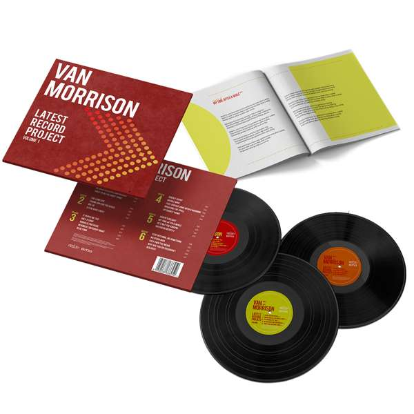 Latest Record Project Volume 1 - Van Morrison - Musik - BMG Rights Management LLC - 4050538666250 - May 7, 2021