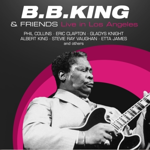 Live in Los Angeles - King, B.b. & Friends - Musik - MCP - 9002986428251 - 16/8-2013