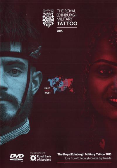 The Royal Edinburgh Military Tattoo 2015 - Movie - Film - UNIVERSAL - 0044007629253 -
