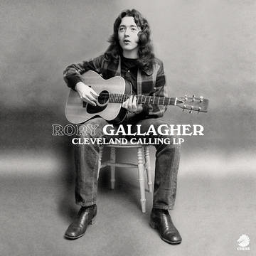 Cleveland Calling (RSD 2020) - Rory Gallagher - Musik - HIP-O - 0602508155253 - 24/10-2020
