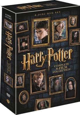 Complete 8-Film Collection - Harry Potter - Film -  - 5051895405253 - 31. oktober 2016