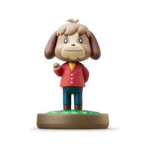 Amiibo Animal Cr.moritz,figur.1079966 - Nintendo Amiibo Figurine Digby - Bøger -  - 0045496353254 - 20/11-2015