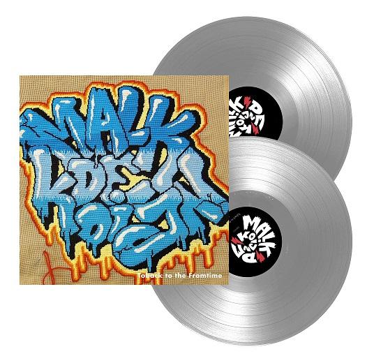 Toback to the Fromtime (Silver Vinyl) - MED SEAM SPLIT - Malk De Koijn - Musik - TAR - 5700907268255 - 5/2-2021